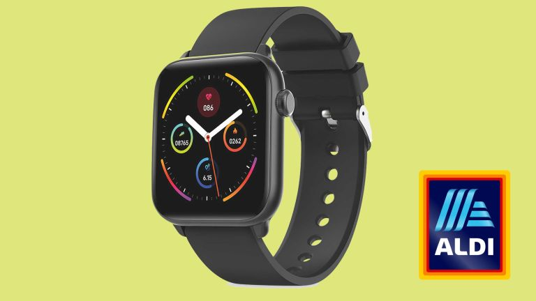 The Xplora Fitness Watch from Aldi retails at £39.99