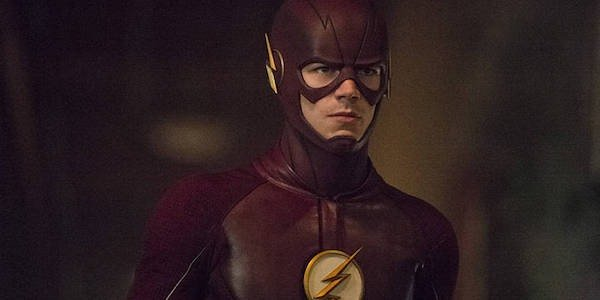 Grant Gustin The Flash The CW