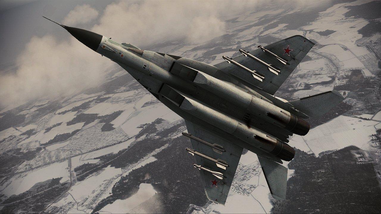 Ace Combat: Assault Horizon Sexy New Fighter Plane