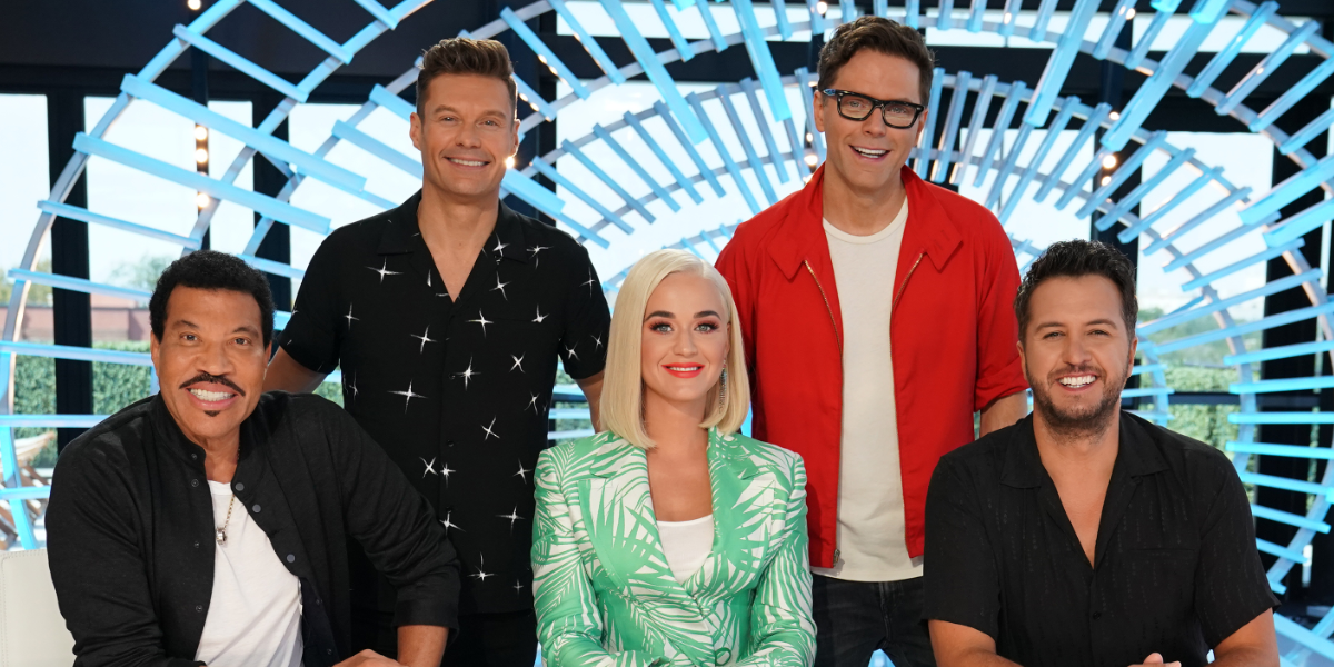 American Idol Lionel Richie Ryan Seacrest Katy Perry Bobby Bones Luke Bryan ABC