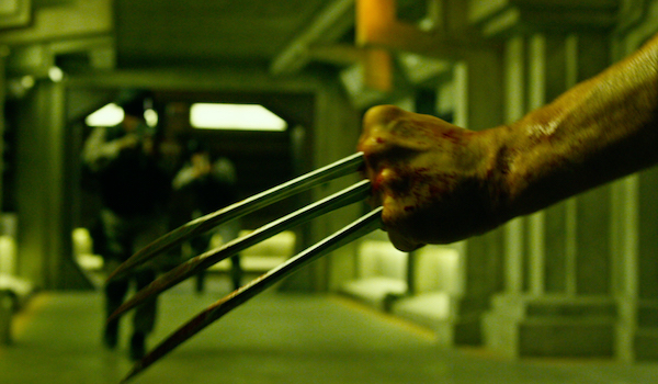 Wolverine with claws out in X-Men: Apocalypse