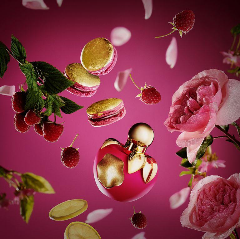 Nina Ricci and laduree launch new perfume and macaroon range