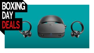 Oculus Rift S boxing day sales header