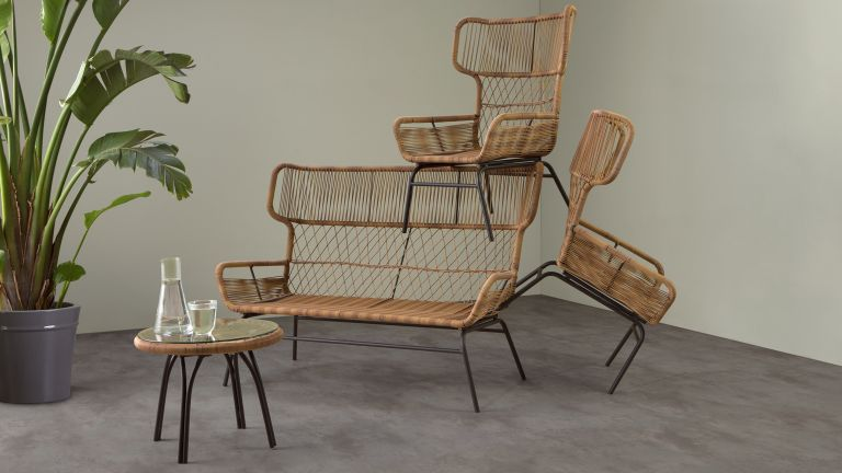 rattan garden furniture from the Made sale