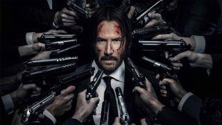 John Wick guns promo