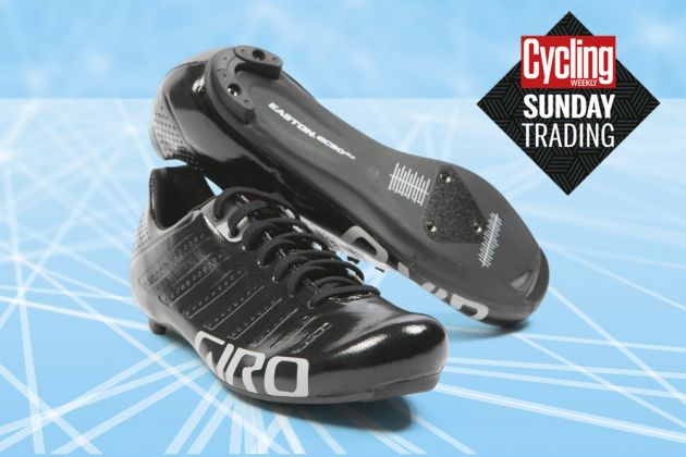 33fa5dd8c Sunday trading  Save £100 on a set of Giro Empire SLX shoes plus big deals  on wheels