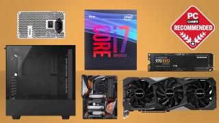 High-end gaming PC build guide 2020