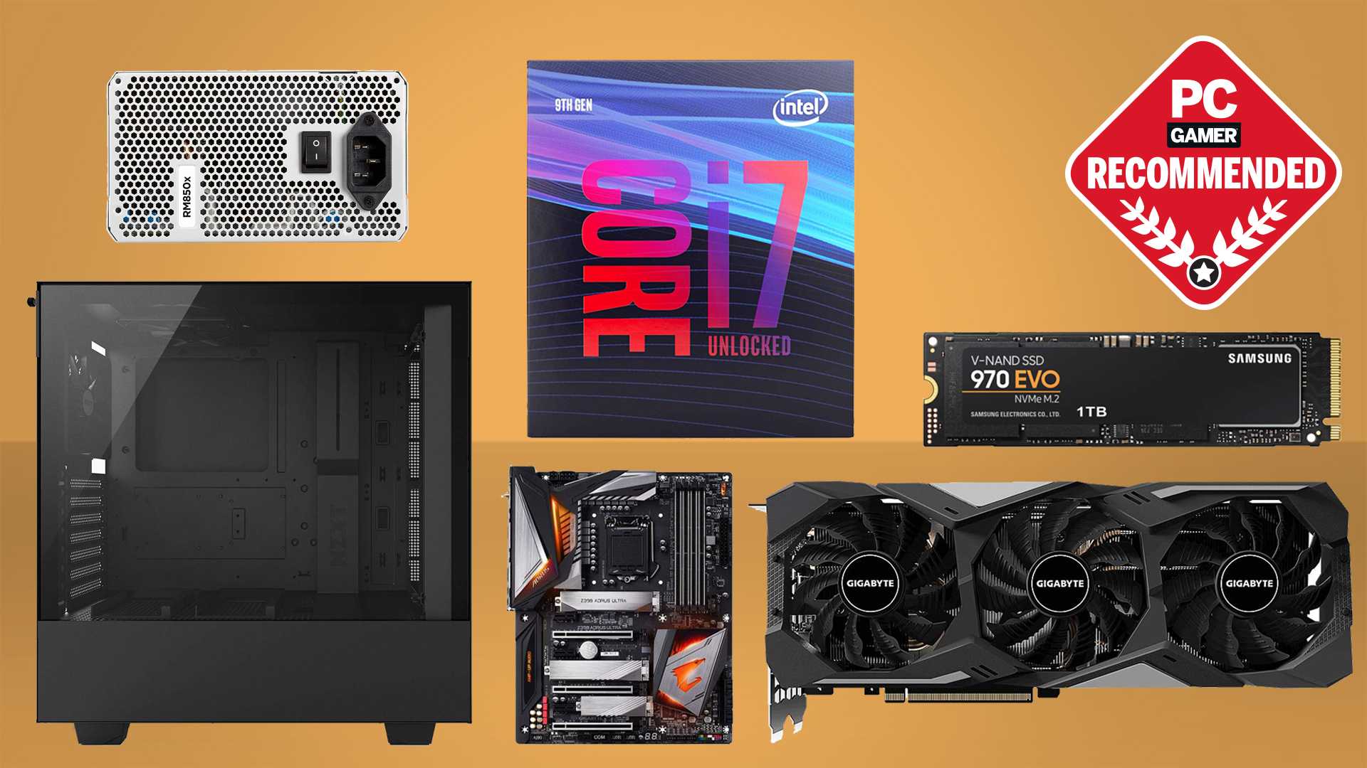 Best Pc Builds 2021 High end gaming PC build guide | PC Gamer