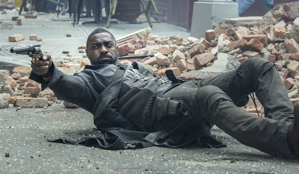 Idris Elba as Roland in The Dark Tower