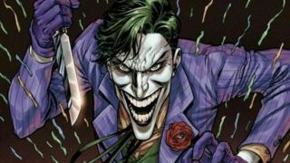 The Clown Prince of Crime leads the GCPD down the primrose path in The Joker Presents: The Puzzlebox #1