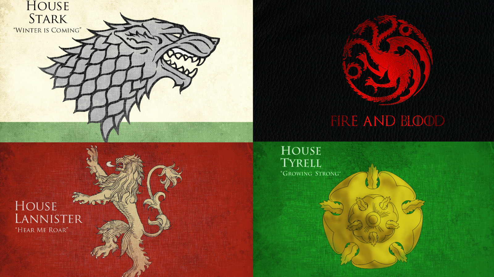 The Hidden Meanings And Secrets Behind Each Game Of Thrones House