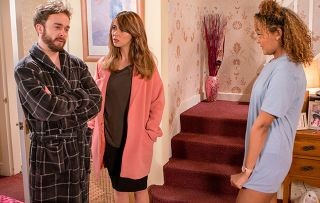 Coronation Street spoilers: Maria Connor finds out David and Emma have slept together!