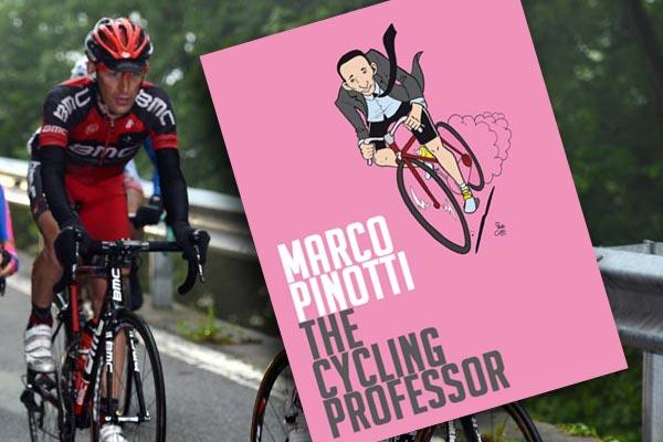 Marco Pinotti, The Cycling Professor
