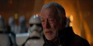 Max Von Sydow in Star Wars: The Force Awakens