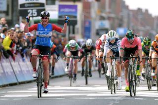 Kirsten Wild wins Gent-Wevelgem