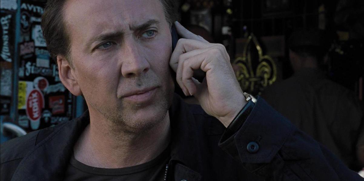 Nicolas Cage in Stolen