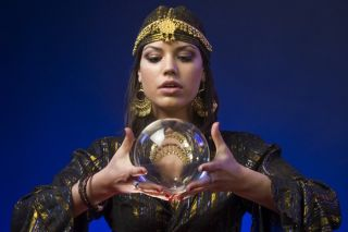 fortunes, fortune telling, crystal ball