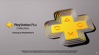 PlayStation 5 PS+ Collection