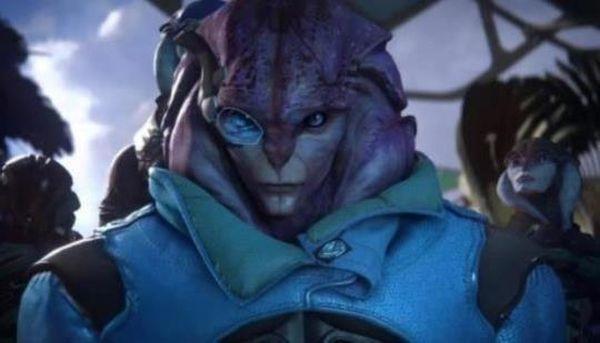 Angarans Mass Effect: Andromeda