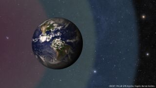 Earth Habitable Zone