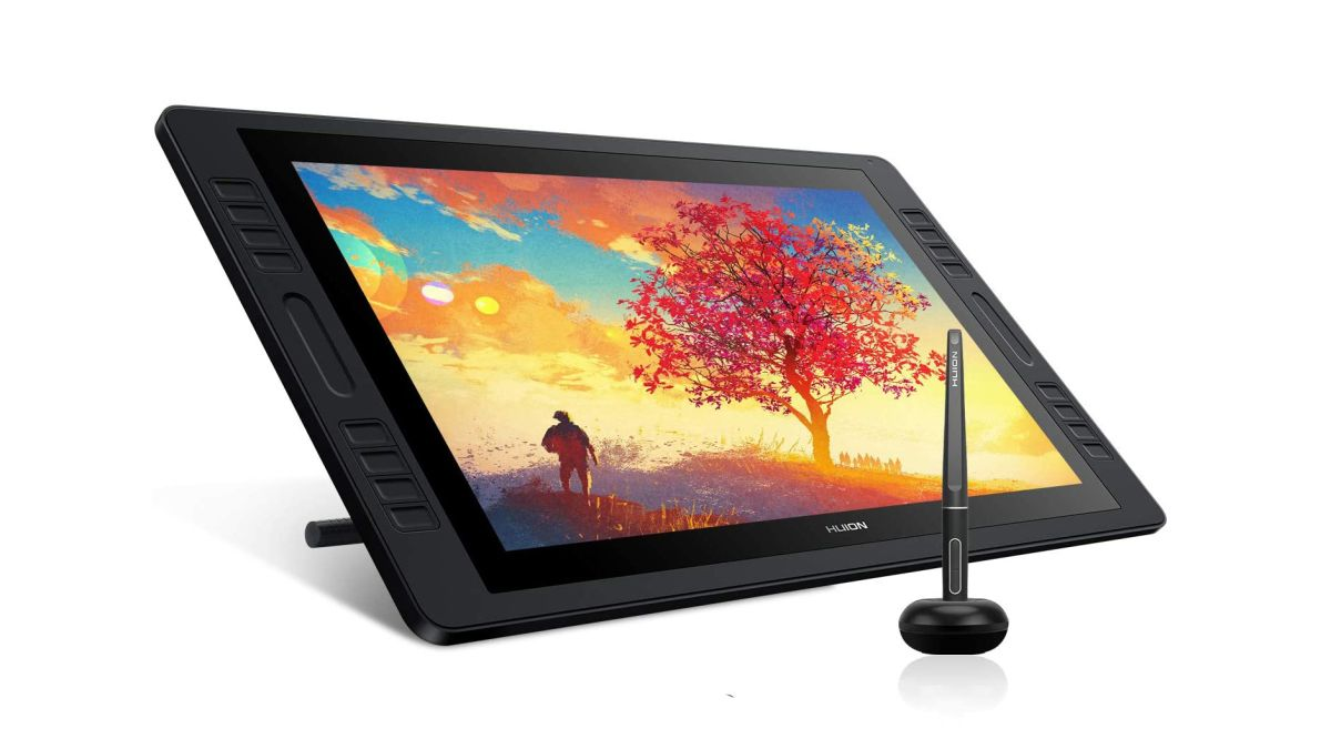 Black Friday has arrived early – get a Huion drawing tablet for less than £35! - Creative Bloq