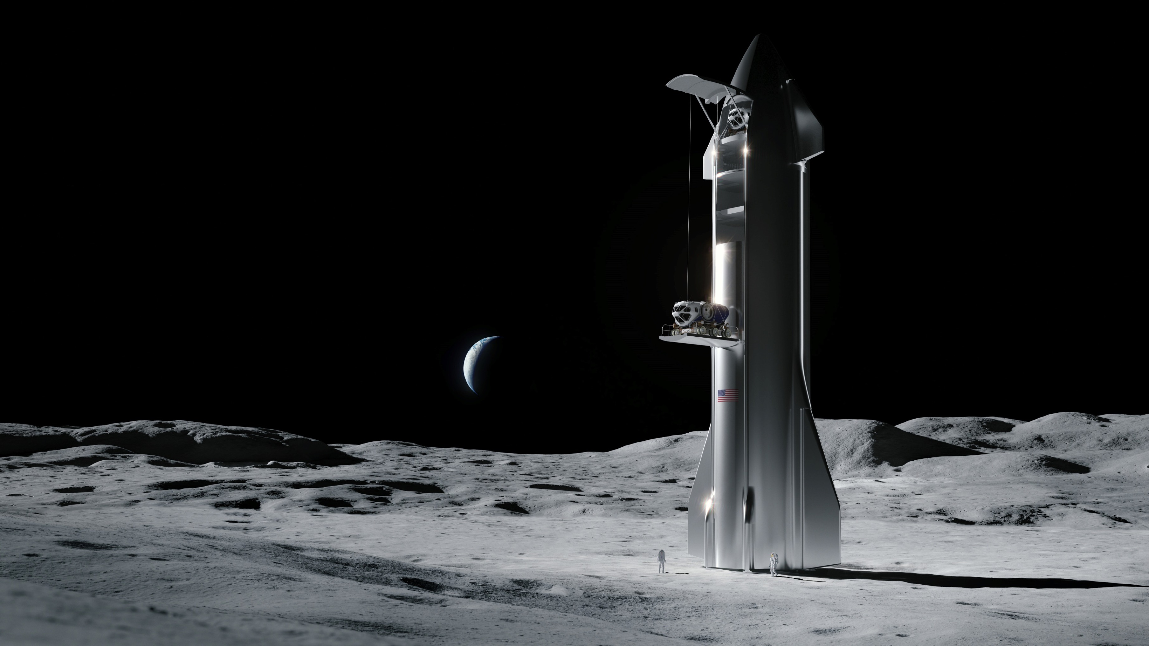 SpaceX unveils users' guide for giant Starship rocket | Space