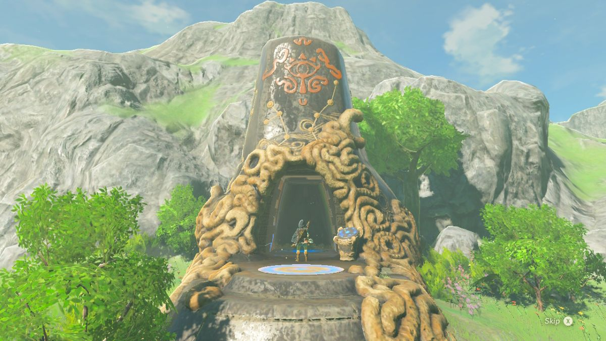 Zelda Central Tower The Legend Of Zelda Breath Of The Wild Shrine Locations And Solutions Guide Gamesradar