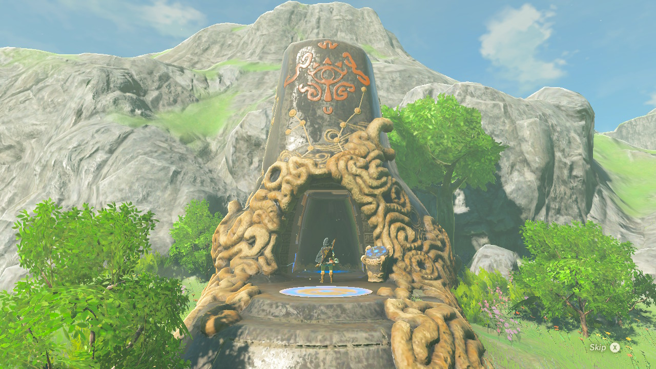 The Legend Of Zelda Breath Of The Wild Shrine Locations And