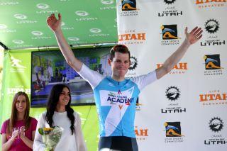 Ben Hermans, Tour of Utah, Israel Cycling Academy