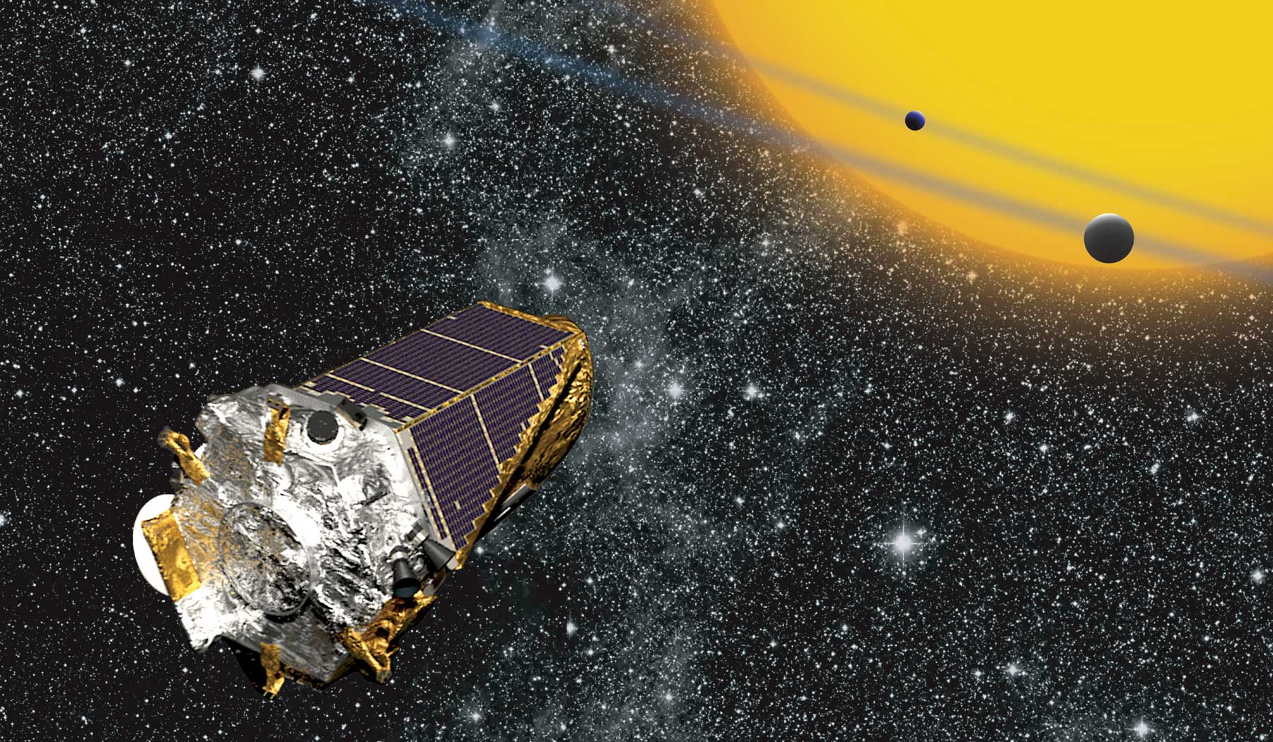 1,000 Alien Planets! NASA's Kepler Space Telescope Hits Big Milestone |  Space