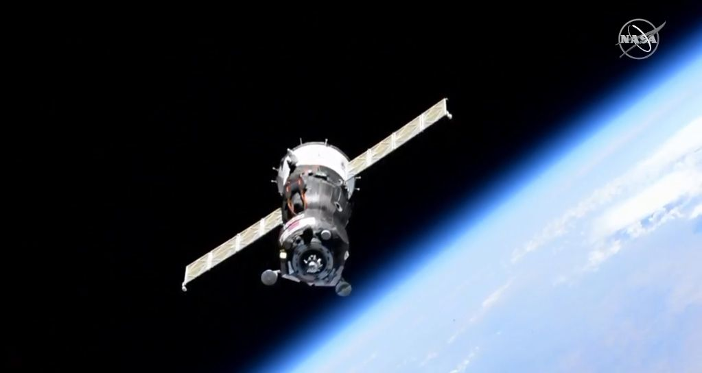 Space Webcasts: Soyuz Spacecraft Aborts Docking at Space Station