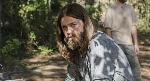 the walking dead jesus amc thomas payne
