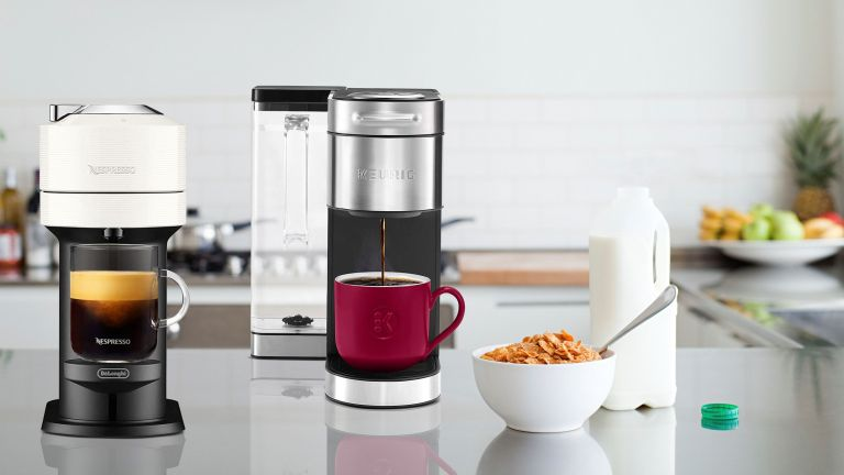 Keurig vs Nespresso coffee machines