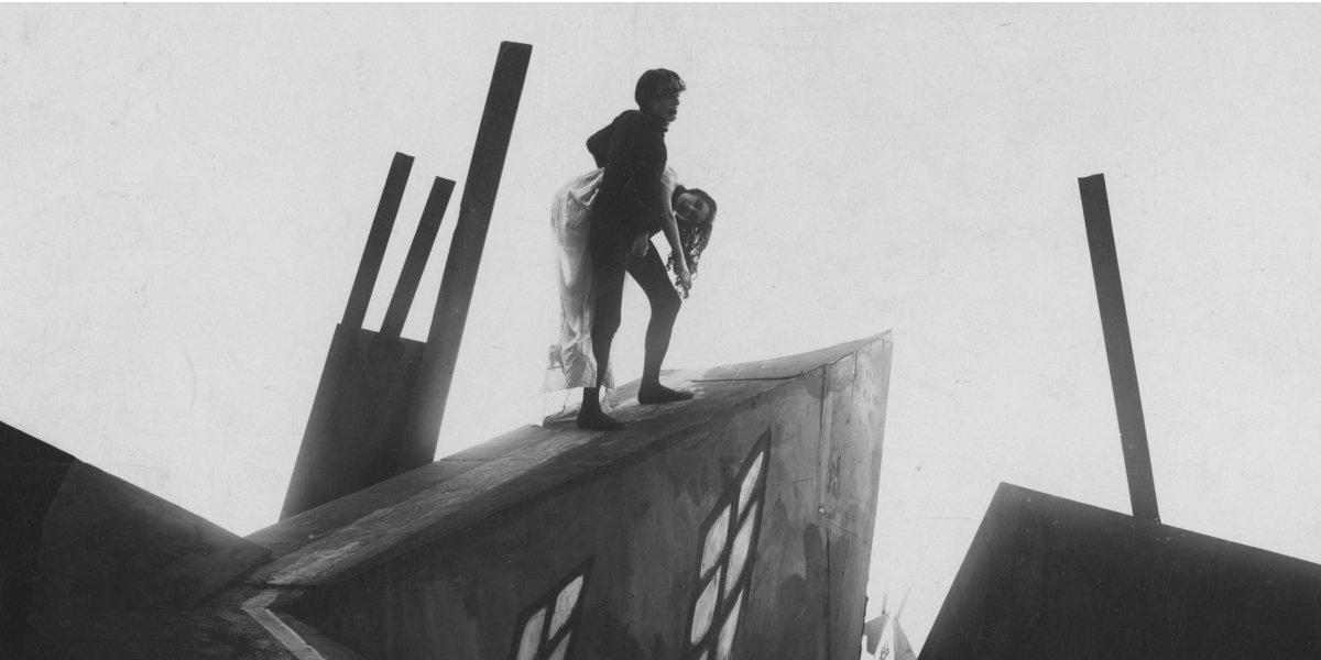 Conrad Veidt in The Cabinet of Dr. Caligari