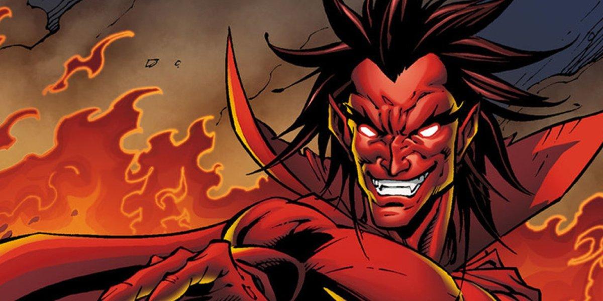 The devilish Mephisto
