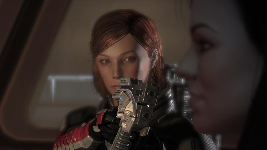Лучшие ролевые игры - Mass Effect 2