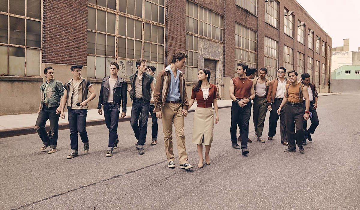 West Side Story remake cast