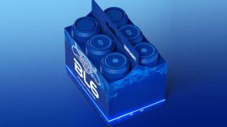 Bud Light BL6 console