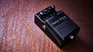 Boss MT-2-3A 30th Anniversary Metal Zone