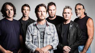 Pearl Jam portrait