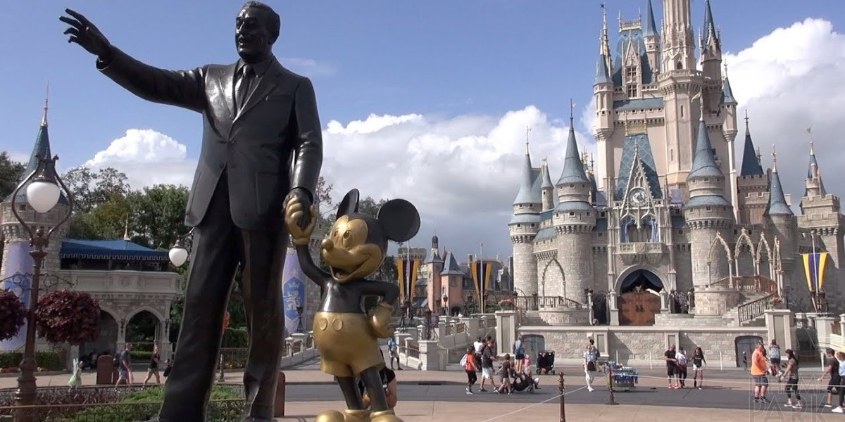 Disney World Just Spent A Bunch Of Money So It Can Expand, New Purchase A Mystery
