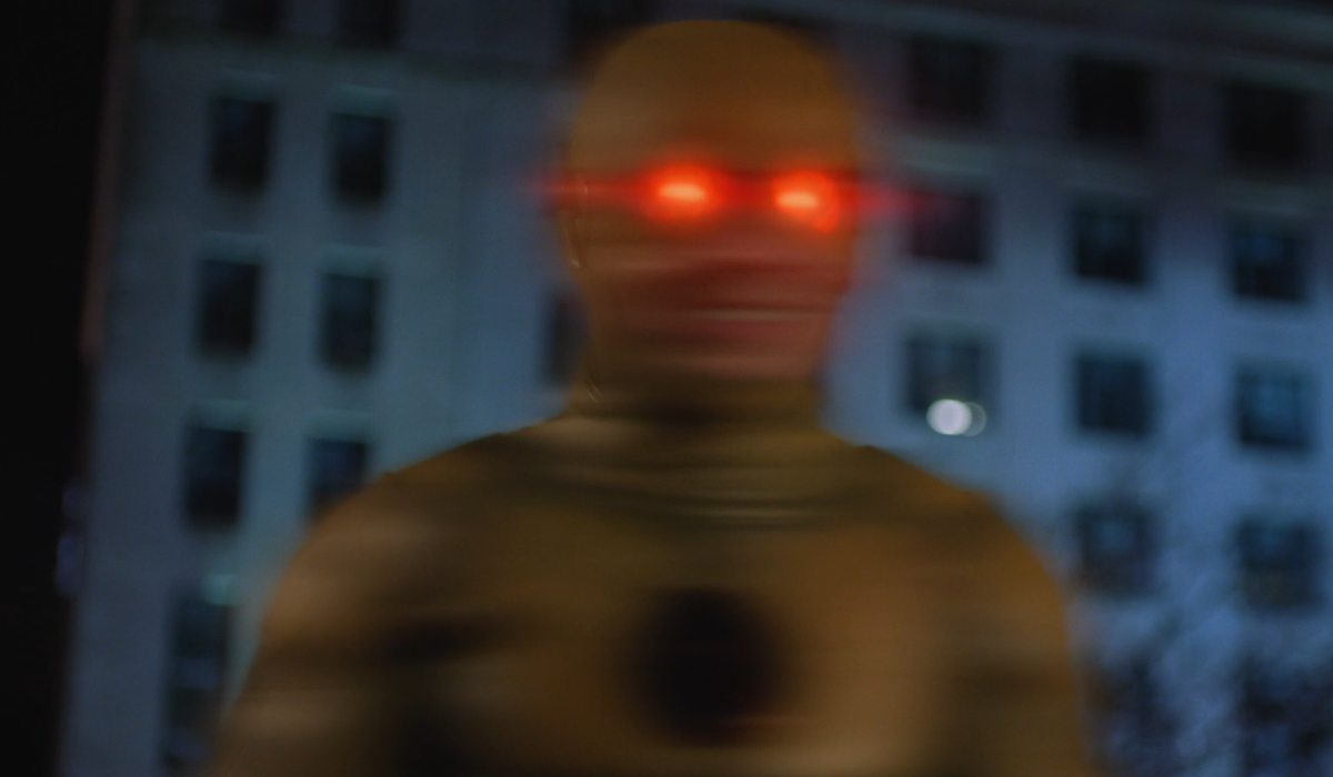 Reverse Flash in season one of The Flash