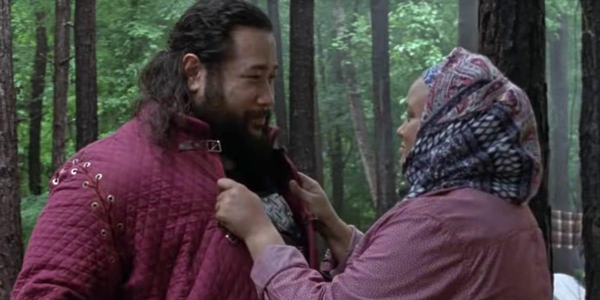 Jerry and Nabila