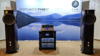 Fyne Audio debuts flagship F1-12 and F703 floorstanders in Munich