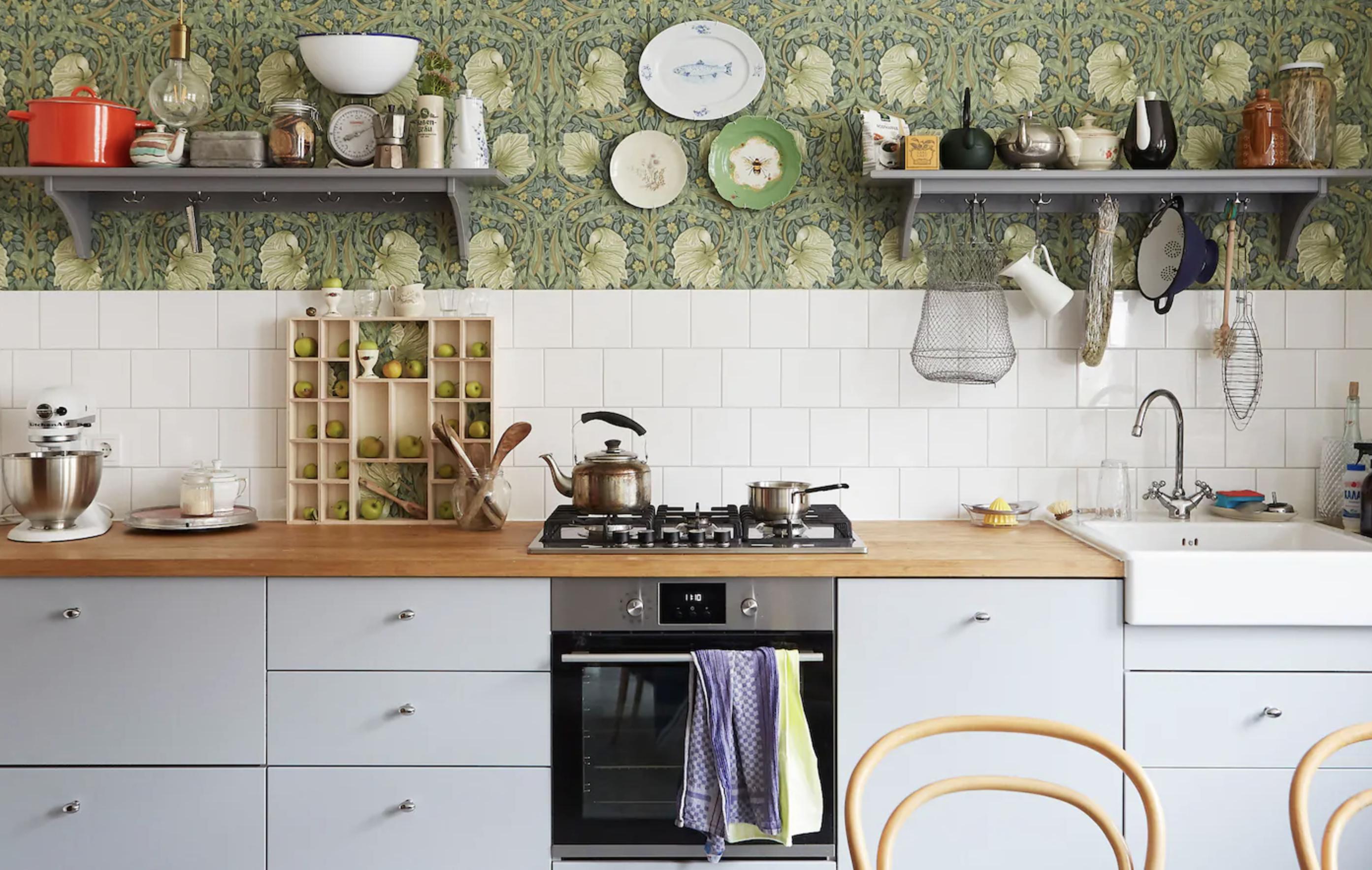 Ikea Kitchen Hacks 5 Ways To Make Standard Stylish Ikea Kitchen Or Not Real Homes