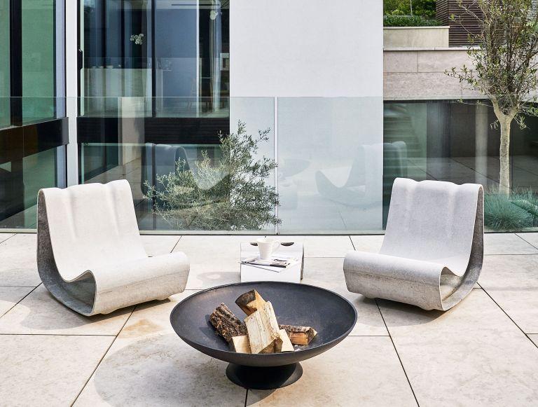 Patio - outdoor tile