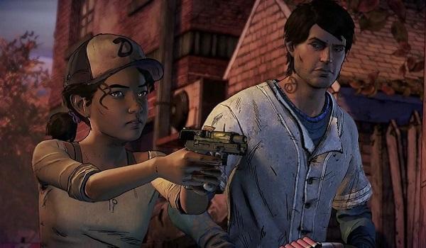 Скачать Игру The Walking Dead The New Frontier - фото 4