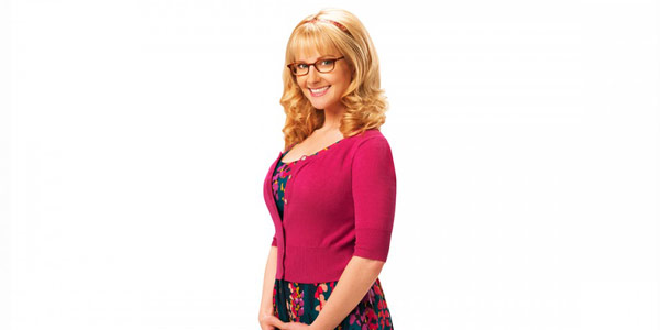 why bernadette talks the way she does on the big bang