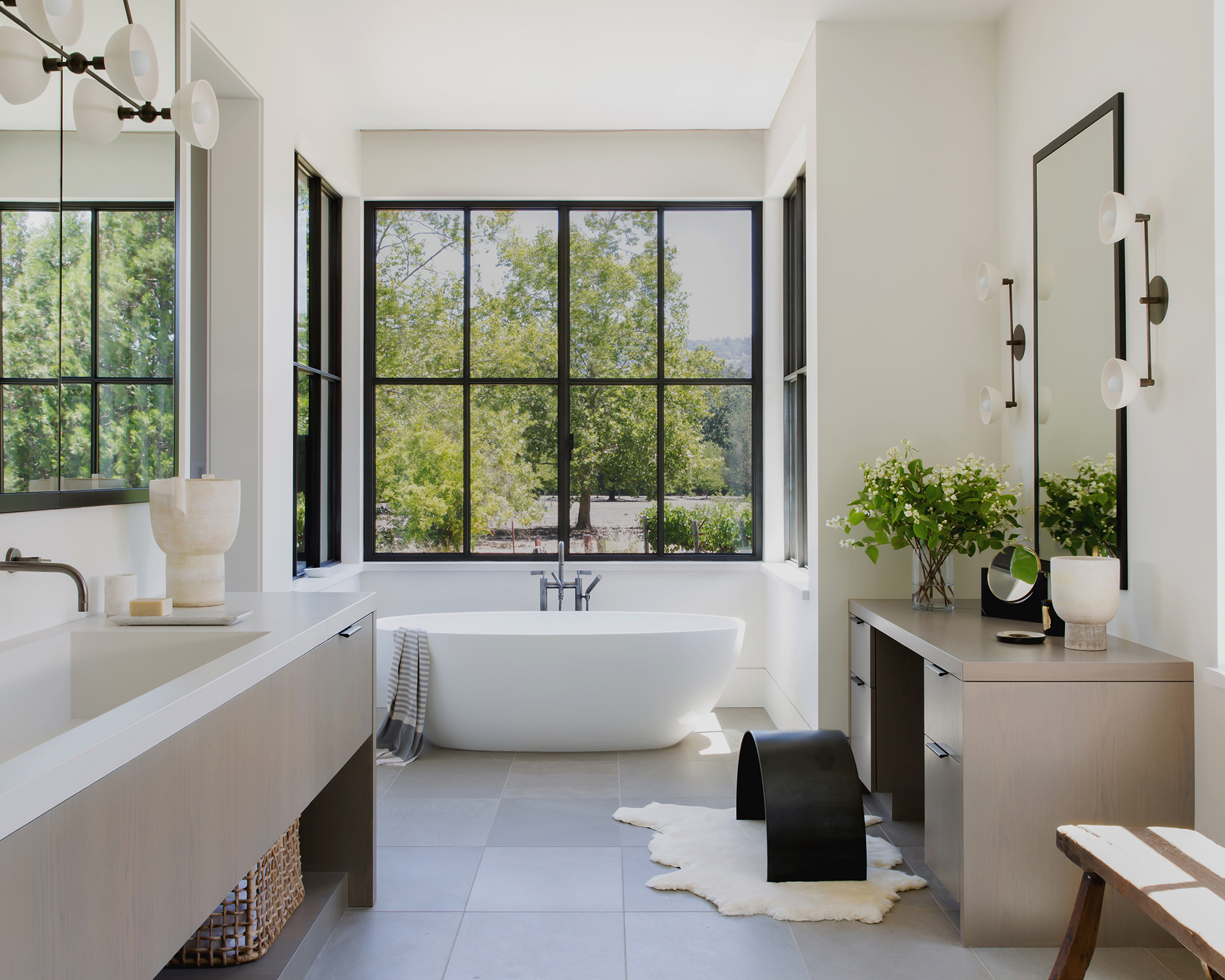 Ensuite Ideas Stylish Decor Ideas For Master Bathrooms Of All Sizes Homes Gardens