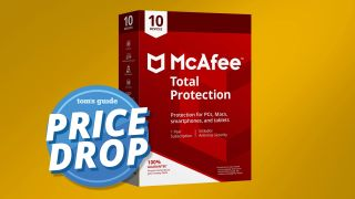 McAfee Total Protection Black Friday 2019